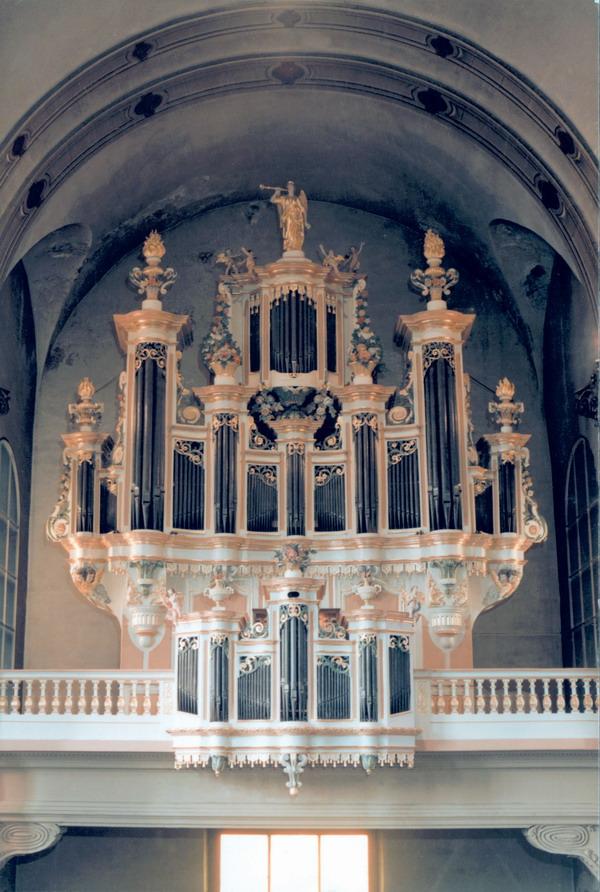 Orgue saint Maximin de Thionville
