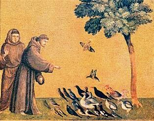 Sermon aux oiseaux