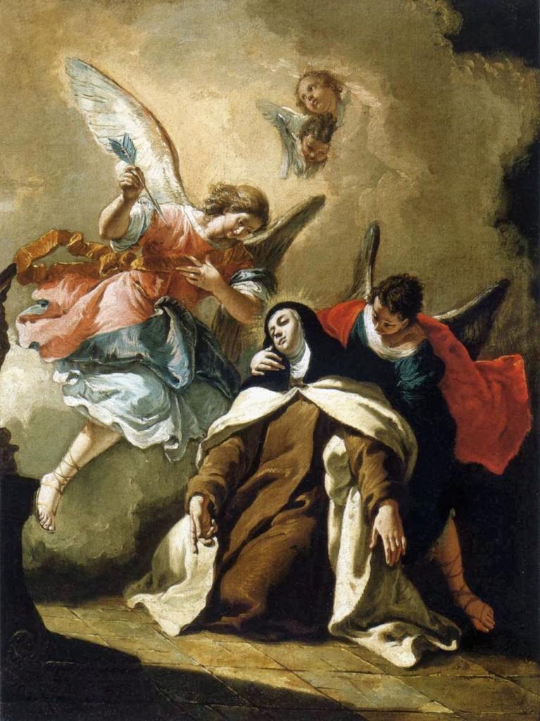 La-Transverbération-du-cœur-de-sainte-Thérèse-dAvila-par-Francesco-Fontebasso