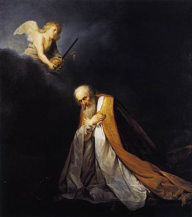Roi David en prière, Pieter-de-grebber (1640)
