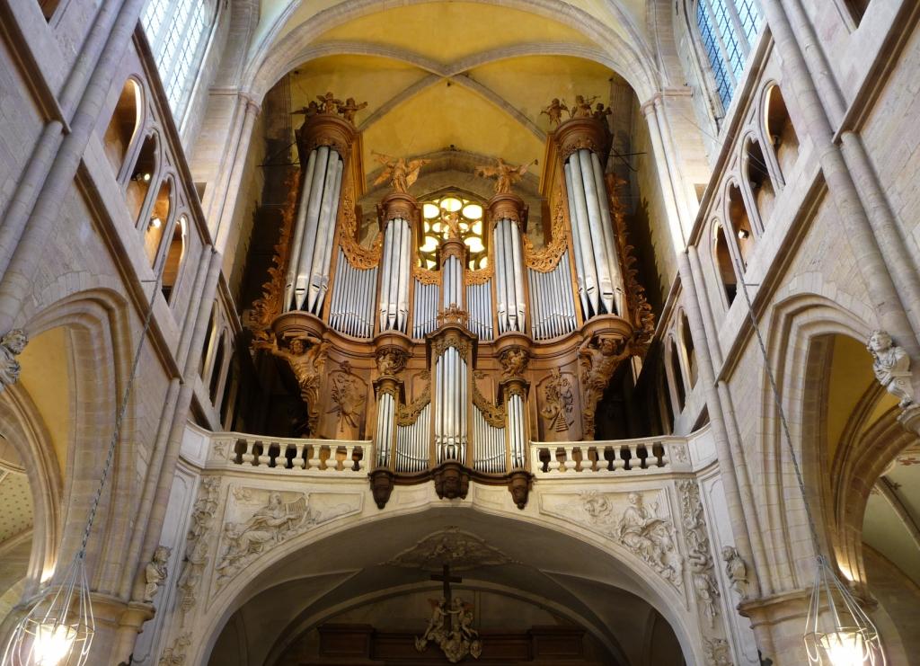 Orgue Cathédrale de Dijon