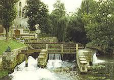 La Nied, moulin