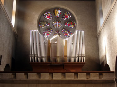 Orgue abbaye de Clervaux