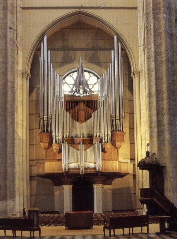 Orgue Cathédrale de BEAUVAIS